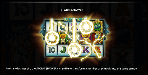 Legend of Lokie Online Pokie Bonus