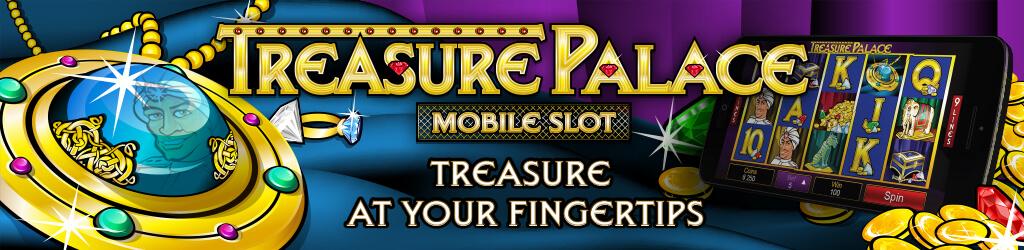 Treasure Palace Pokies Screenshot