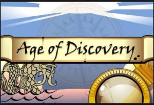 Age of discovery online pokie