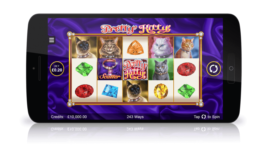 Pretty Kitty Online Pokie