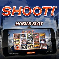 Shoot! Video Pokie logo