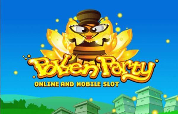 Pollen Party Online Pokie
