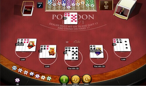 online blackjack gameplay Australia