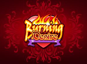 Burning Desire mobile pokie game