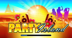 Party Island online pokies