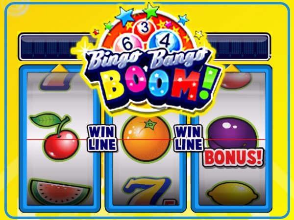 Bingo Bango Boom Pokie