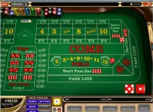 Craps Online Pokie Game