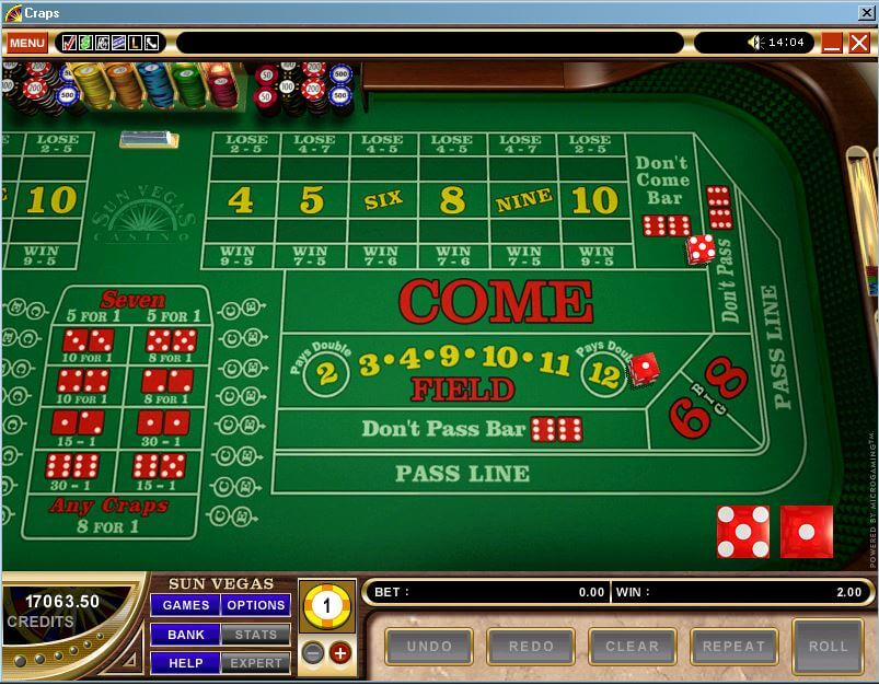 Casino $25 Minimum Signing