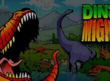 Dino Might online pokie game