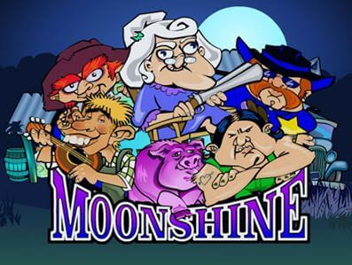 Moonshine Video Pokie