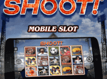 Shoot! Video Pokie logo