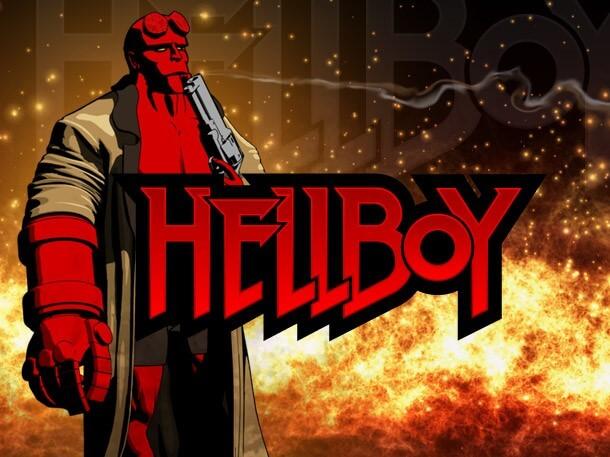 Hellboy online pokie game