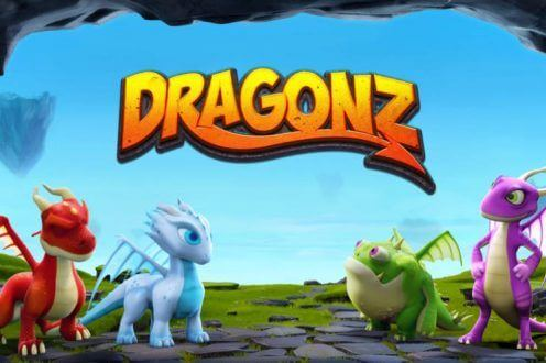 Dragonz online pokies
