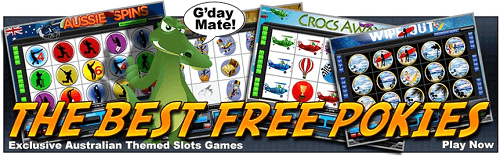 The Best Free Online Pokies AU