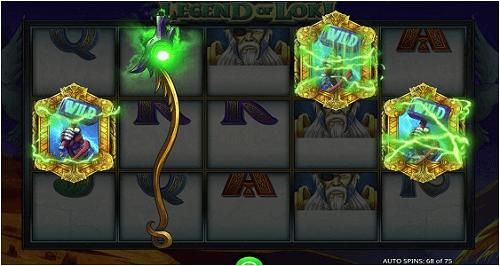 Legend of Loki Wilds