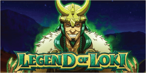 Legend of Loki Online Pokie