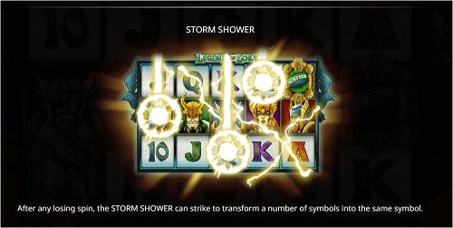 Legend of Lokie Online Pokie Bonus