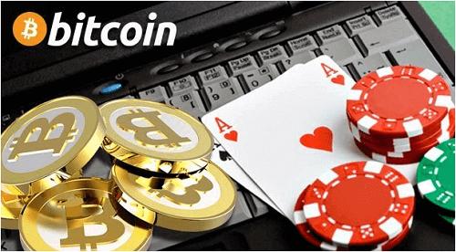 Play at Bitcoin Casinos or Bank using Bitcoin