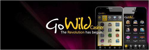 GoWild Mobile Casino