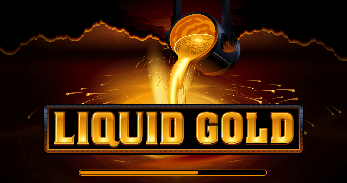 Liquid Gold Pokies Loading