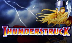 Thunderstruck online pokie game