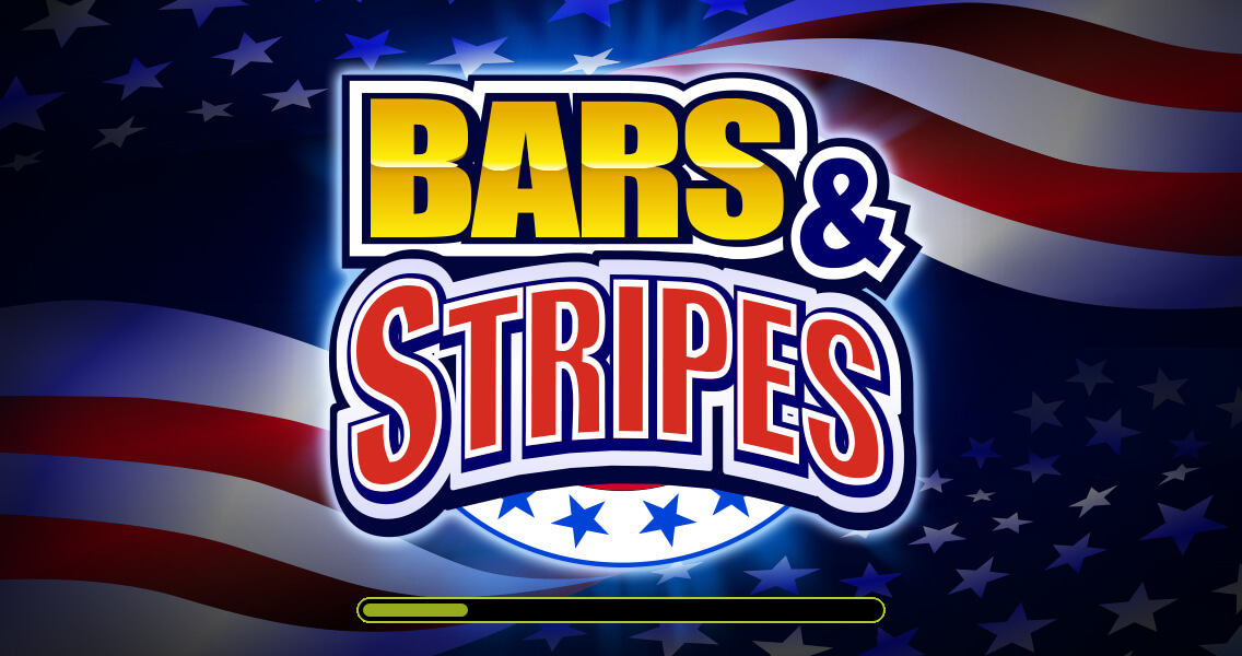 Bars and Stripes Mobile Pokies Loading