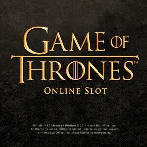 Game of Thrones online pokies
