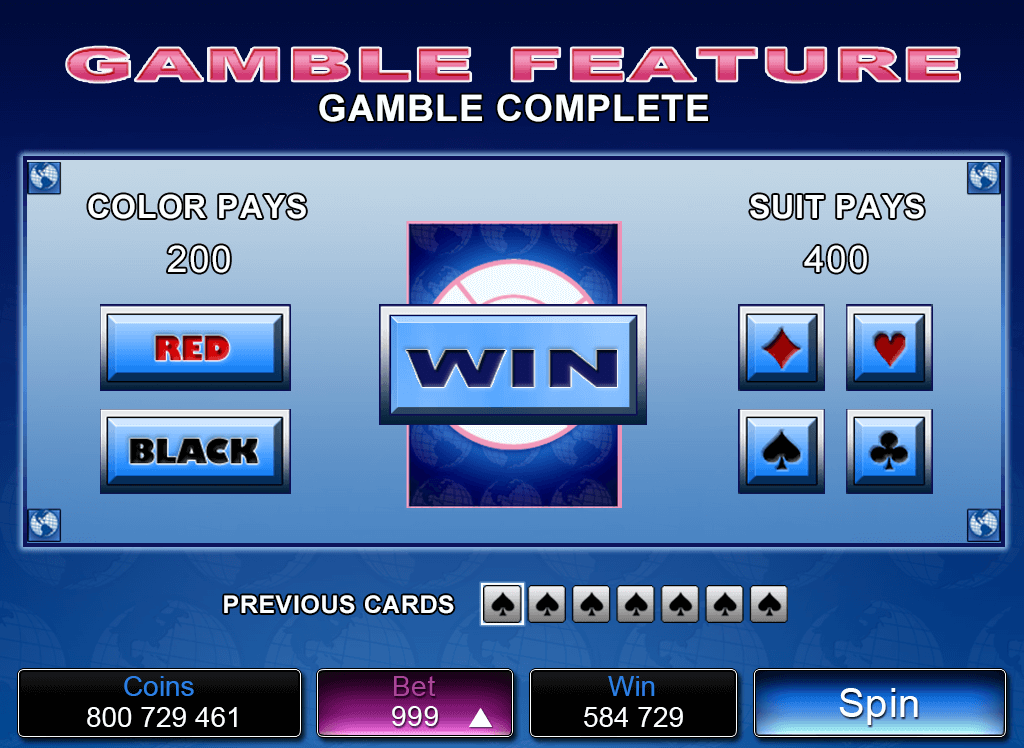 Agent Jane Blonde Gamble Feature