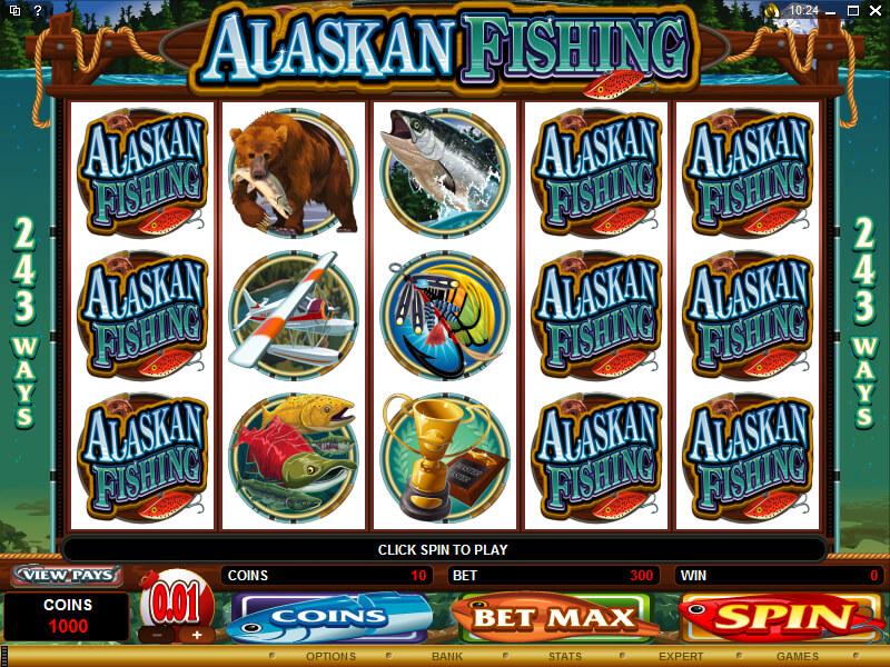 Alaskan Fishing Online Pokies