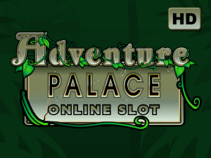 Adventure Palace Button