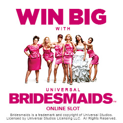 Bridesmaids Mobile Pokie