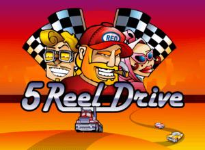 5 Reel Drive Online Video Pokie