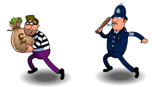 Cops & Robbers - Try the Online Scratch Card for Free Now