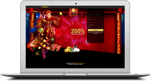 Gambling Games - Tangiers AU